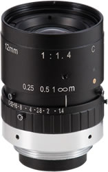 FSI Machine Vision Lenses- CLHA-0120 12mm