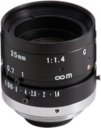 FSI Machine Vision Lenses- CLHA-0250 25mm