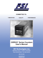 Cirrus Manual