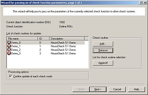 Service Pack 5 for NeuroCheck 5.1