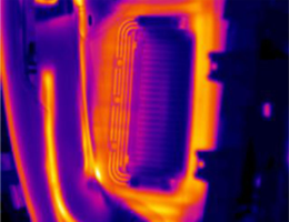 AR Thermography Applications
